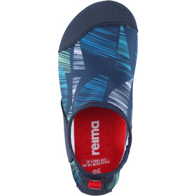Reima Twister Chaussons Enfant, navy blue
